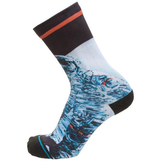 Mankind Socken Herren, schwarz / blau, zoom bei OUTFITTER Online