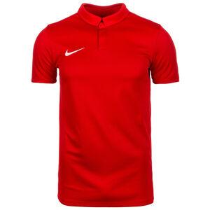 Dry Academy 18 Poloshirt Herren, rot, zoom bei OUTFITTER Online