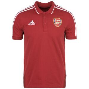 FC Arsenal Poloshirt Herren, rot / weiß, zoom bei OUTFITTER Online
