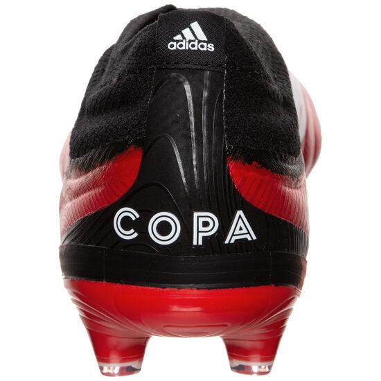Copa 20+ FG Fußballschuh Herren, rot / weiß, zoom bei OUTFITTER Online