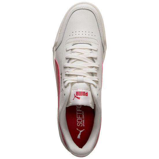 Caracal Sneaker, weiß / rot, zoom bei OUTFITTER Online