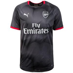 FC Arsenal Stadium Graphic Trainingsshirt Herren, schwarz / rot, zoom bei OUTFITTER Online