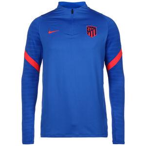 Atletico Madrid Strike Drill Trainingssweat Herren, blau / orange, zoom bei OUTFITTER Online