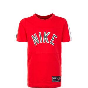 Sportswear Air T-Shirt Kinder, rot / schwarz, zoom bei OUTFITTER Online