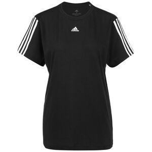 Essentials T-Shirt Damen, schwarz / weiß, zoom bei OUTFITTER Online