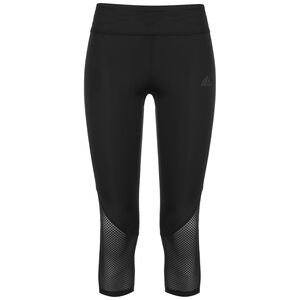 Own The Run Lauftight Damen, schwarz, zoom bei OUTFITTER Online