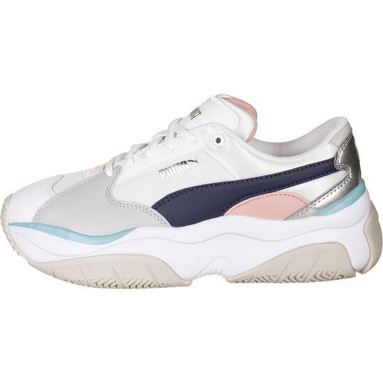 Stormy Metallic Sneaker Damen, hellgrau / apricot, zoom bei OUTFITTER Online