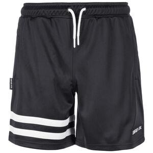 DMWU Athletic Short Herren, schwarz / weiß, zoom bei OUTFITTER Online