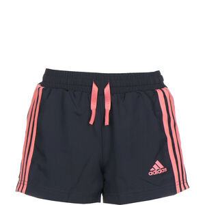 Designed To Move Trainingsshorts Kinder, dunkelblau / rosa, zoom bei OUTFITTER Online