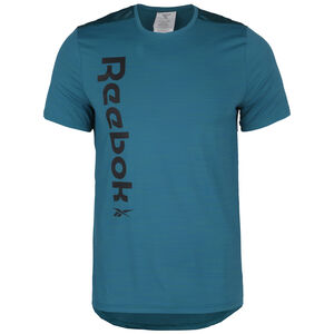 Workout Ready Activchill Graphic Trainingsshirt Herren, petrol, zoom bei OUTFITTER Online