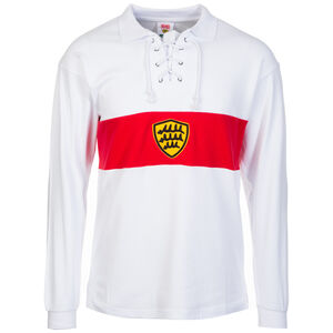 VfB Stuttgart Trikot 1928 Retrowappen Herren, Weiß, zoom bei OUTFITTER Online