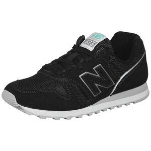WL373 Sneaker Damen, schwarz / silber, zoom bei OUTFITTER Online
