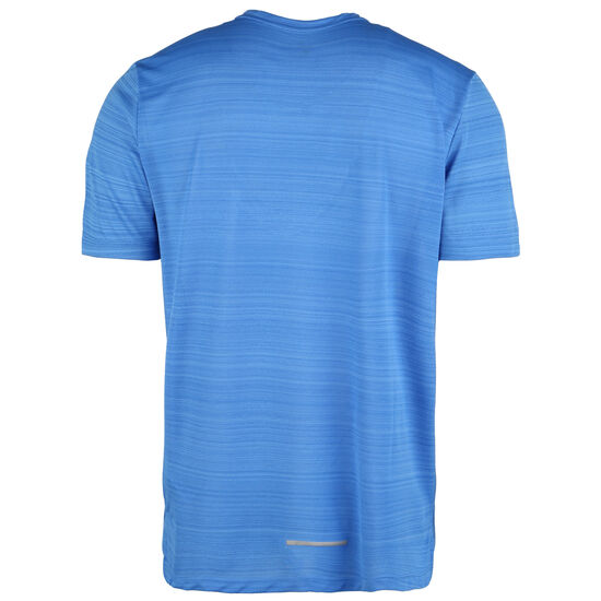 Dry Miler Laufshirt Herren, blau, zoom bei OUTFITTER Online