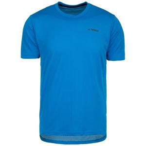 Climb the City Trainingsshirt Herren, blau, zoom bei OUTFITTER Online