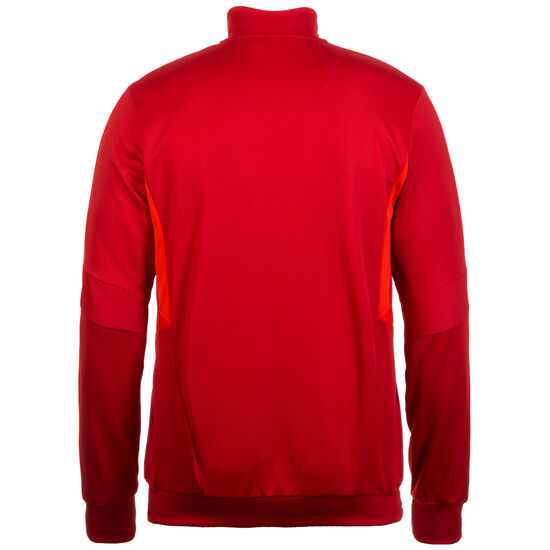 Tiro 19 Trainingsjacke Herren, rot / weiß, zoom bei OUTFITTER Online