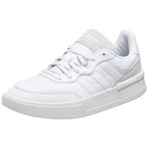Clubcourt Sneaker Herren, weiß / grau, zoom bei OUTFITTER Online