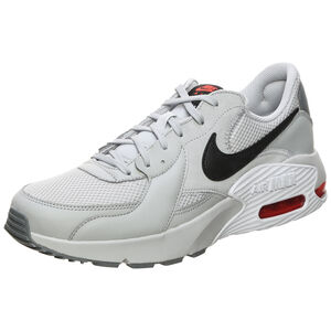 Air Max Excee Sneaker Herren, grau / rot, zoom bei OUTFITTER Online