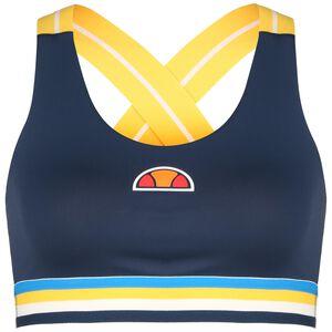 Loren Sport-BH Damen, dunkelblau / gelb, zoom bei OUTFITTER Online