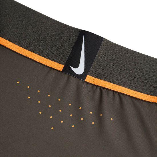 Trunk Boxershorts Herren, khaki / orange, zoom bei OUTFITTER Online