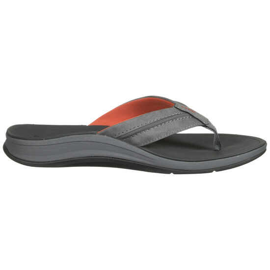 Ortho-Bounce Coast Zehentrenner Herren, grau / rot, zoom bei OUTFITTER Online