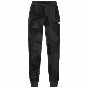 Graphic Jogginghose Herren, anthrazit, zoom bei OUTFITTER Online