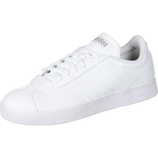 VL Court 2.0 Sneaker Damen, weiß / silber, zoom bei OUTFITTER Online