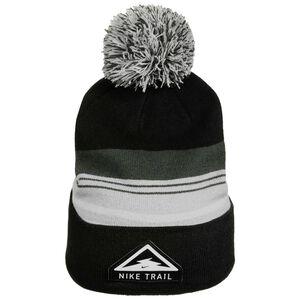 Cuffed Trail Beanie, schwarz / grau, zoom bei OUTFITTER Online