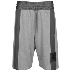 Cross-Up 365 Basketballshort Herren, grau / anthrazit, zoom bei OUTFITTER Online