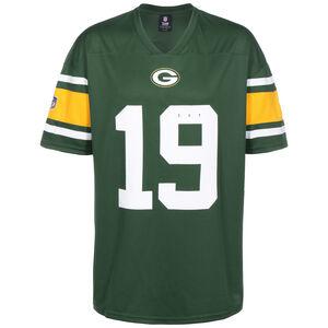 NFL Green Bay Packers Iconic Franchise Trikot Herren, dunkelgrün / gelb, zoom bei OUTFITTER Online