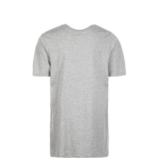 Air Logo T-Shirt Kinder, grau / weiß, zoom bei OUTFITTER Online