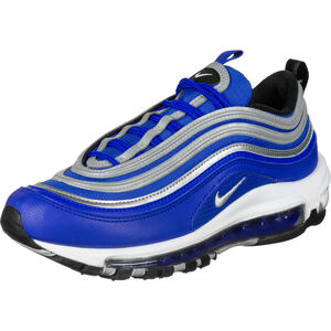Air Max 97 Sneaker Kinder, blau / silber, zoom bei OUTFITTER Online