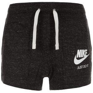 Gym Vintage Short Damen, schwarz / weiß, zoom bei OUTFITTER Online