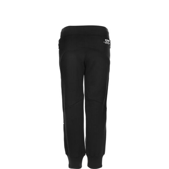 Z.N.E. Relaxed Joggginghose, schwarz / weiß, zoom bei OUTFITTER Online