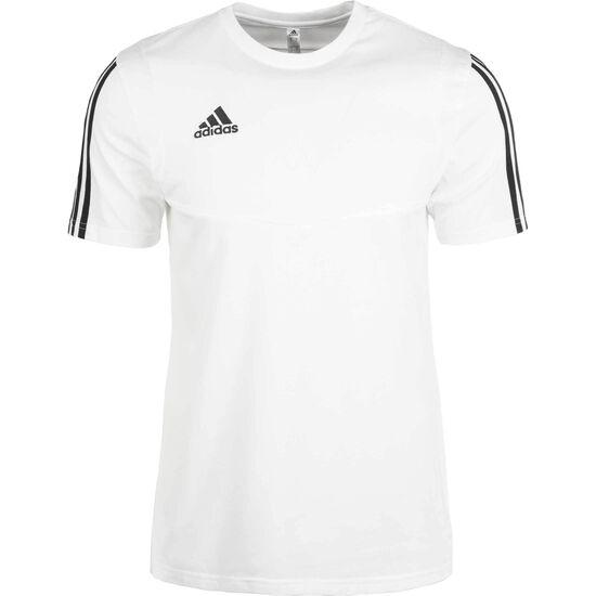 Tiro 19 T-Shirt Herren, weiß / schwarz, zoom bei OUTFITTER Online