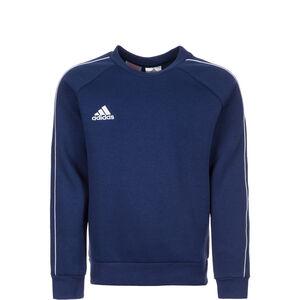 Core 18 Sweatshirt Kinder, dunkelblau / weiß, zoom bei OUTFITTER Online