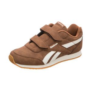 Royal Classic Jog Sneaker Kinder, braun / beige, zoom bei OUTFITTER Online