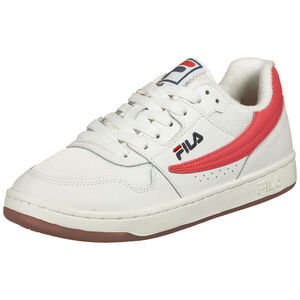 Arcade Low Sneaker Herren, weiß / rot, zoom bei OUTFITTER Online