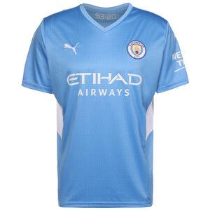 Manchester City Trikot Home 2021/2022 Herren, hellblau / weiß, zoom bei OUTFITTER Online