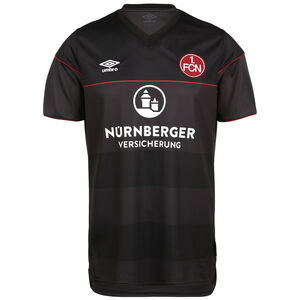 1. FC Nürnberg Trikot 3rd 2020/2021 Herren, schwarz / anthrazit, zoom bei OUTFITTER Online