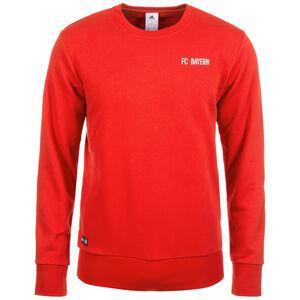 FC Bayern München Graphic Sweatshirt Herren, Rot, zoom bei OUTFITTER Online