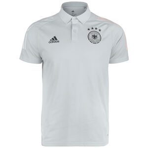 DFB Poloshirt EM 2021 Herren, hellgrau, zoom bei OUTFITTER Online