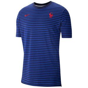 FFF Frankreich Air T-Shirt Herren, blau / rot, zoom bei OUTFITTER Online