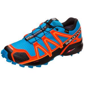 Speedcross 4 GTX Trail Laufschuh Herren, Blau, zoom bei OUTFITTER Online