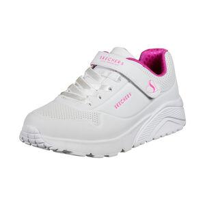 Uno Lite Sneaker Kinder, weiß / pink, zoom bei OUTFITTER Online