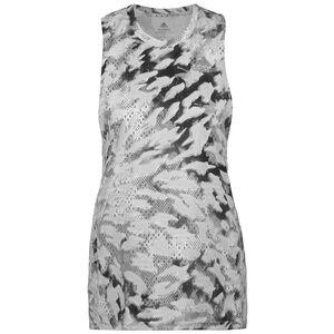 Fast Garphic Lauftank Damen, grau / schwarz, zoom bei OUTFITTER Online