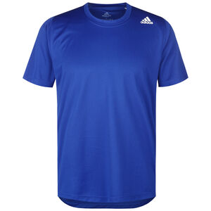 FreeLift 3-Stripes Trainingsshirt Herren, blau, zoom bei OUTFITTER Online