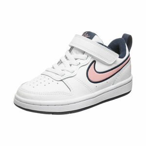 Court Borough Low 2 SE Sneaker Kinder, weiß / korall, zoom bei OUTFITTER Online