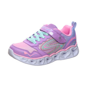 Heart Lights Love Spark Sneaker Kinder, rosa / flieder, zoom bei OUTFITTER Online