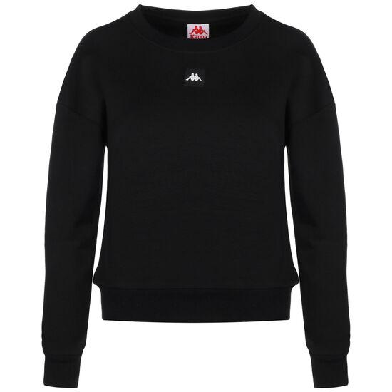 Galinna Sweatshirt Damen, schwarz / weiß, zoom bei OUTFITTER Online