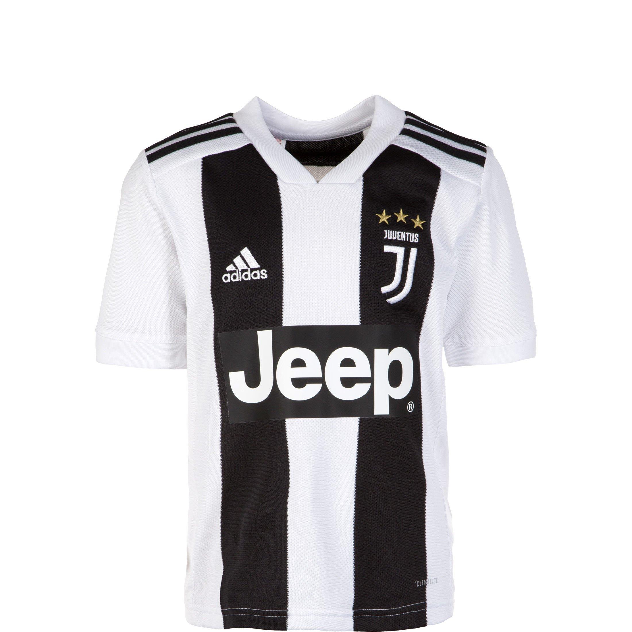 b8954ca3b53 adidas Juventus Kids SS Home Shirt 2018 19